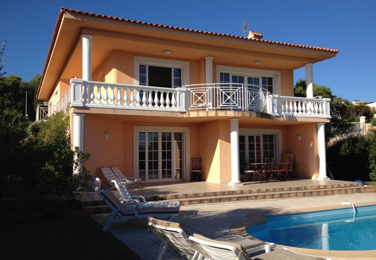 Villa à Mandelieu-la-Napoule - Villa Capricorne