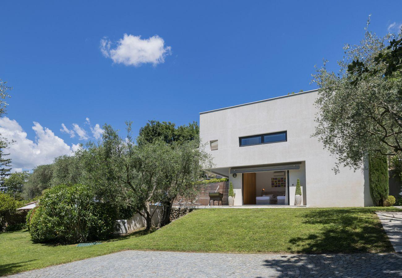 Villa à Valbonne - Villa Voile de Soleil