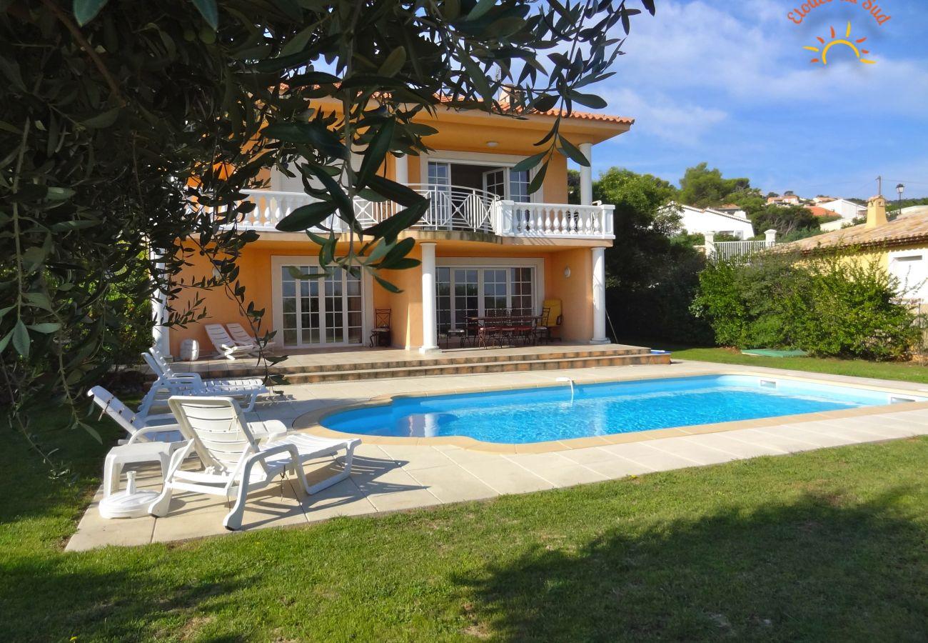 Villa in Mandelieu-la-Napoule - Villa Capricorne