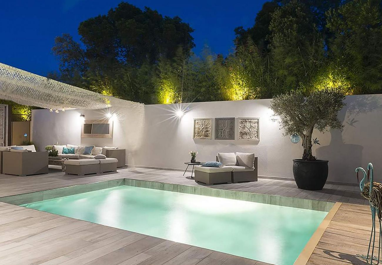 Villa in Saint-Aygulf - Villa Francis