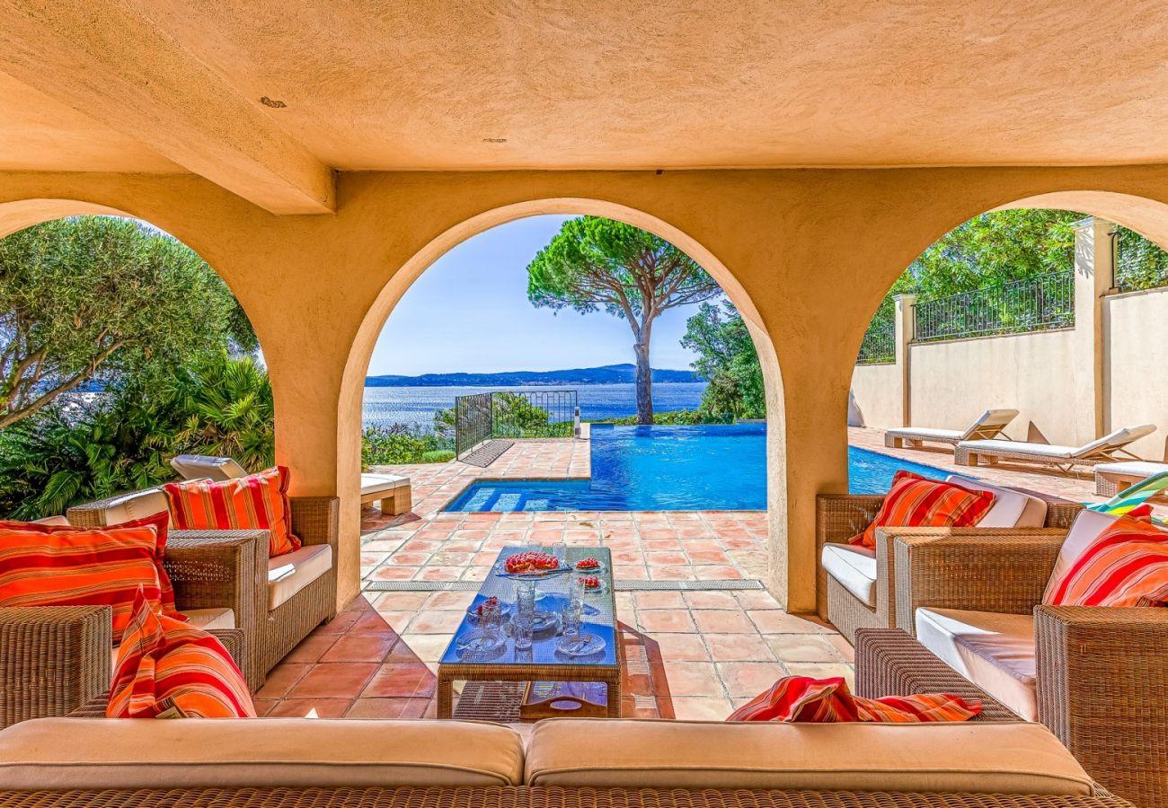 Villa in Sainte-Maxime - Villa Panoramique